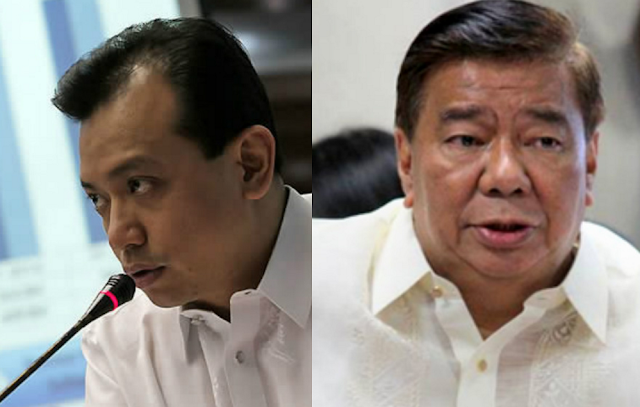 "Veteran journo lambasts Trillanes and Drilon: ""Team Sundalong Kaning Baboy'"