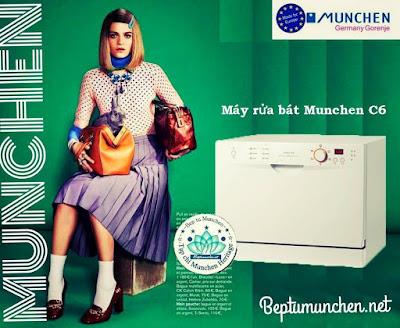 rửa chén đĩa bằng máy rửa bát sẽ sạch sẽ hơn