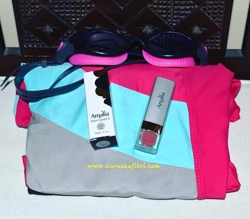 Kosmetik Halal Amalia untuk Traveling