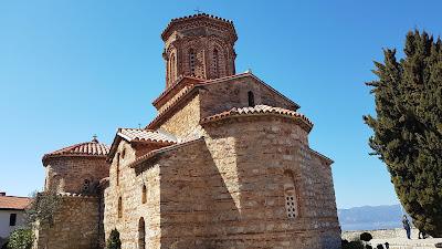 monastero di St Naum
