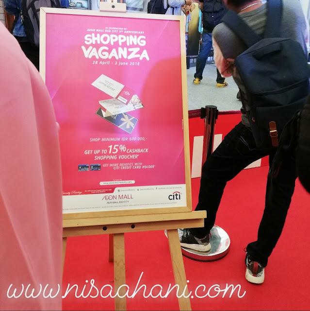 shopping vaganza