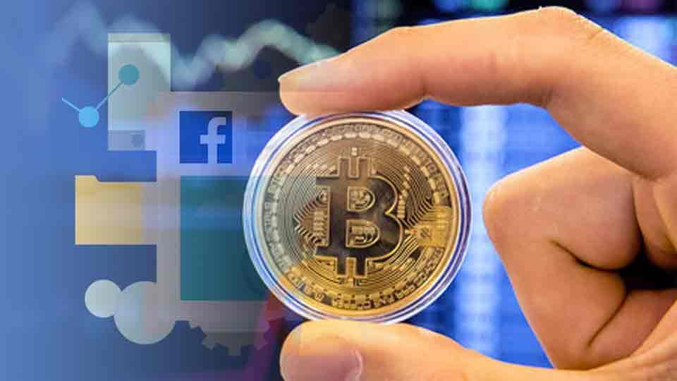 Anuncios de Criptomonedas en Facebook