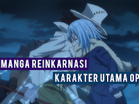 Daftar Manga Reinkarnasi dengan Karakter Utama Overpowered