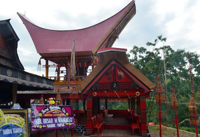 Lakkian, Rambu Solok di Tana Toraja || jelajahsuwanto