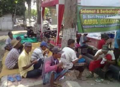 Waspadalah! Peringati Idul Ghadir, Syiah Adakan Bazar Makanan Gratis di Bondowoso