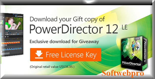 Cyberlink powerdirector 12 le free download full version for Cyberlink powerdirector 11 templates free downloads