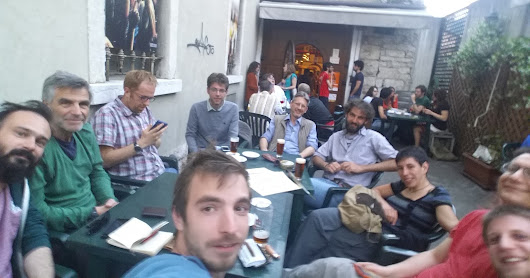 First meetup of the Trento R User Group, North Italy
