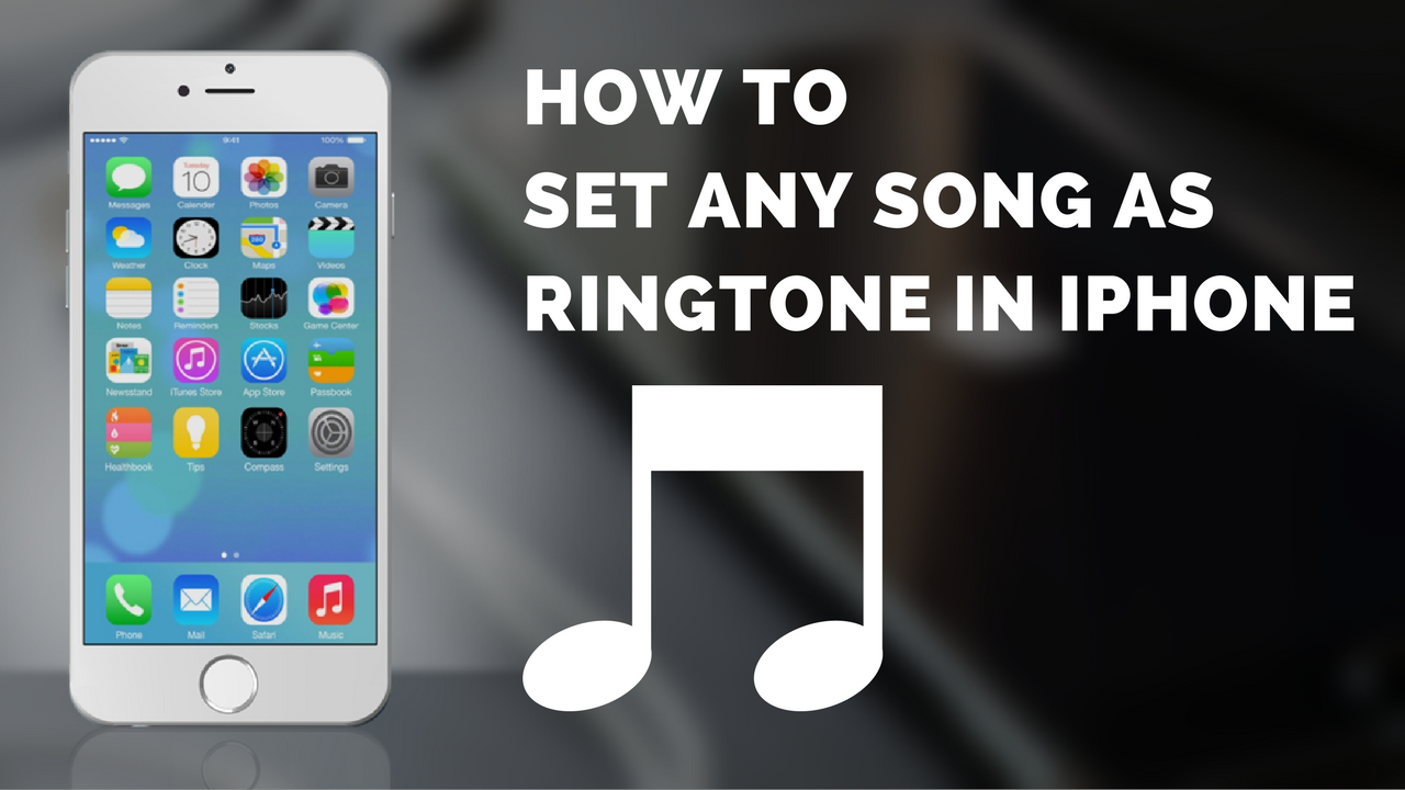 How%2BTo%2BSet%2BAny%2BSong%2BAs%2BRingtone%2BIn%2BiPhone How To Set Any Song As Ringtone In iPhone iOs