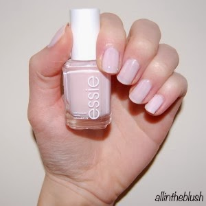 Nail Polish Reviews Essie Ballet Slippers Reviews