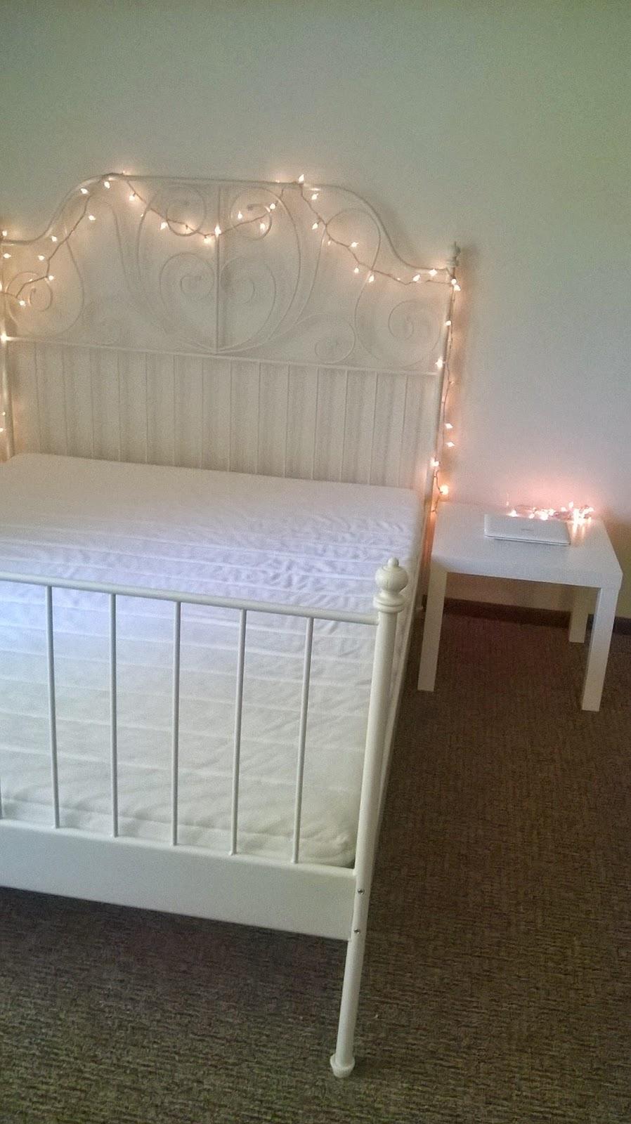 SOLD Ikea Leirvik Bed Frame Base