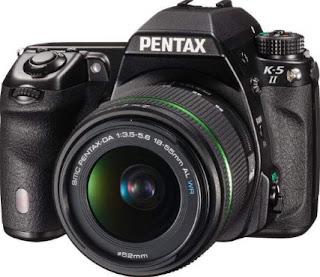Daftar Harga Kamera Pentax Terbaru