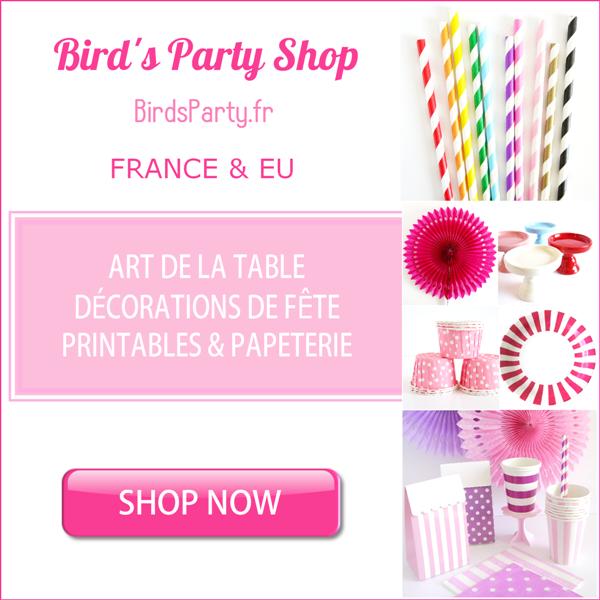 Programme de parrainage BirdsParty.fr