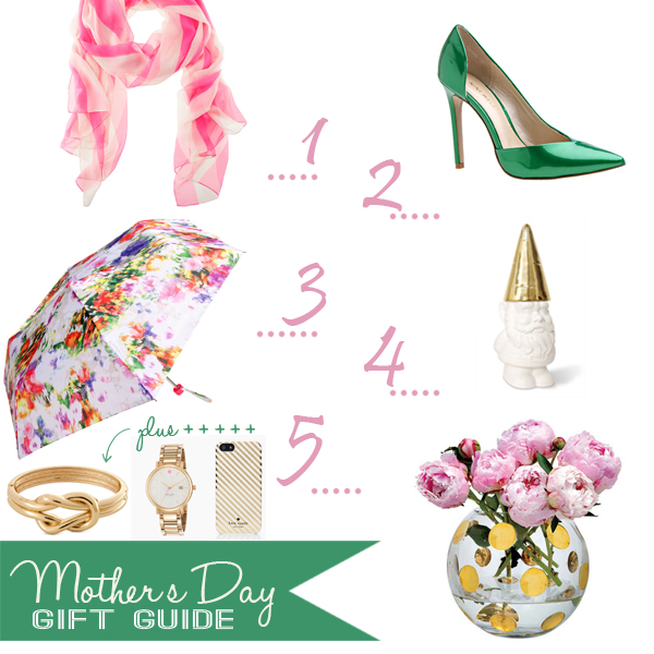 Mother's Day Gift Guide via Desire to Decorate