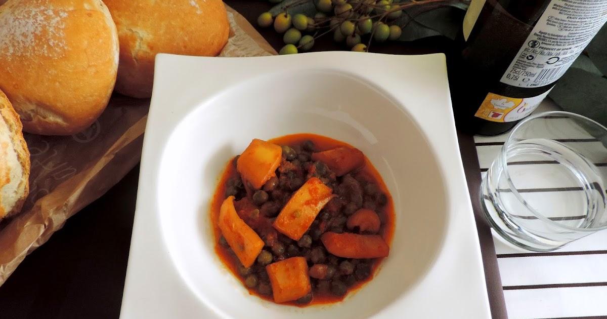 Cocinando con las chachas chocos con guisantes cookeo for Cocinar con cookeo