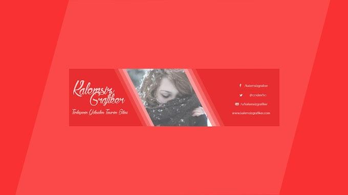 Youtube Kapak Fotoğrafı PSD Vol 8