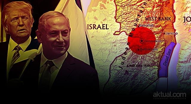 Ucapan Trump yang Mengklaim Yerusalem Ibu Kota Israel Untungkan Indonesia