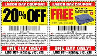 Harbor Freight coupons february