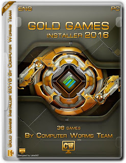 Gold Games Installer [2016] Computer Game All [682.7 MB]