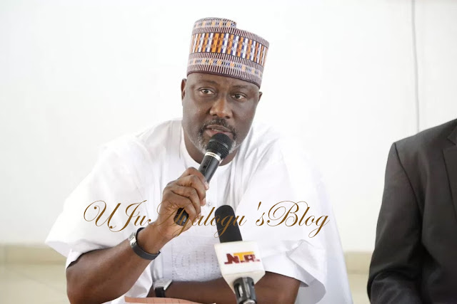 Why Bello is fighting me, by Melaye