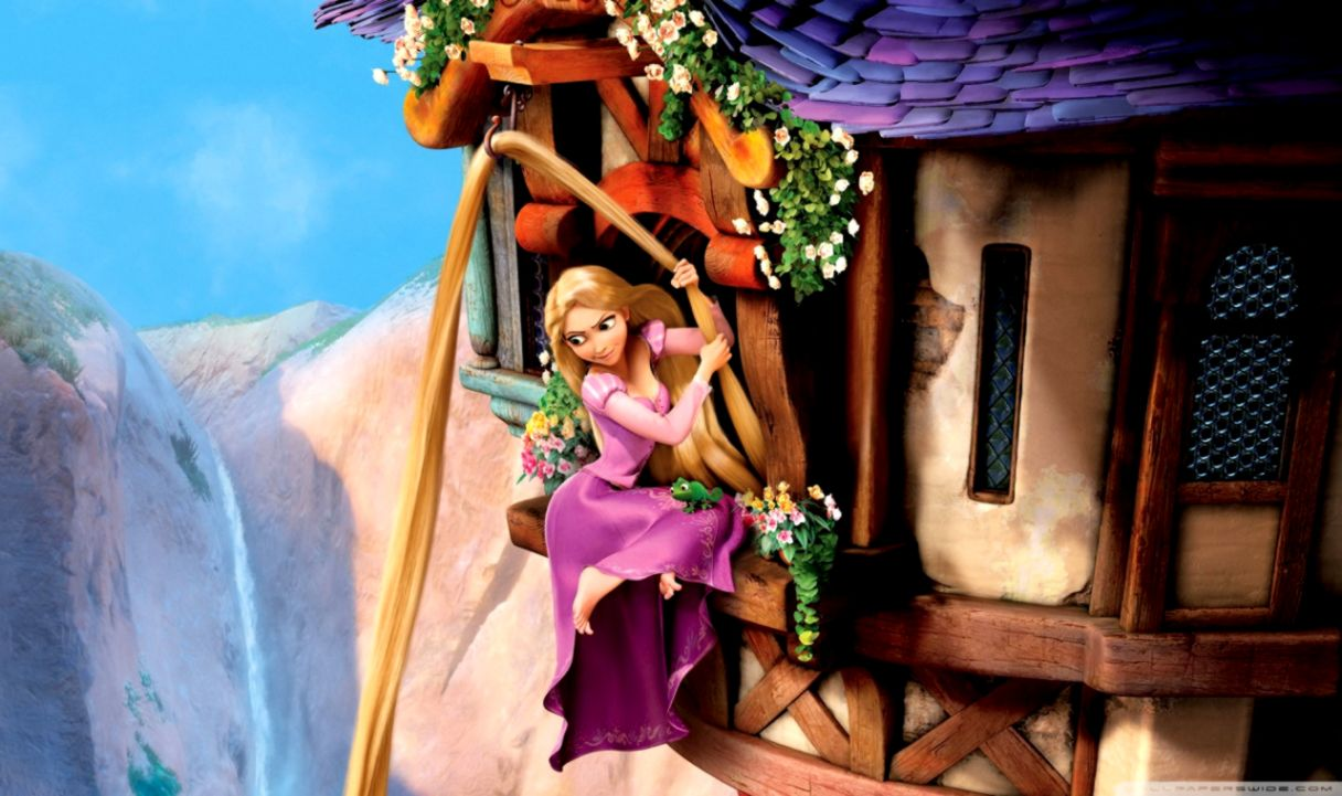 Tangled Hd Wallpapers Wallpapers Every Day