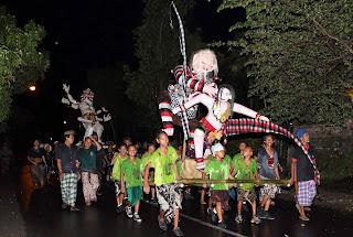 Pengalaman hari Besar Nyepi di Bali