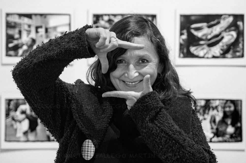 FOTOS IMPERFECTAS: Consuelo Bautista
