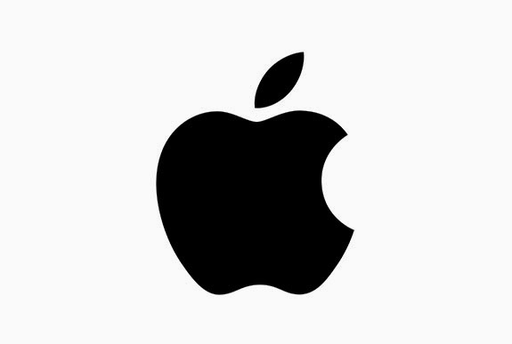 Hasil gambar untuk logo mudah diingat apple