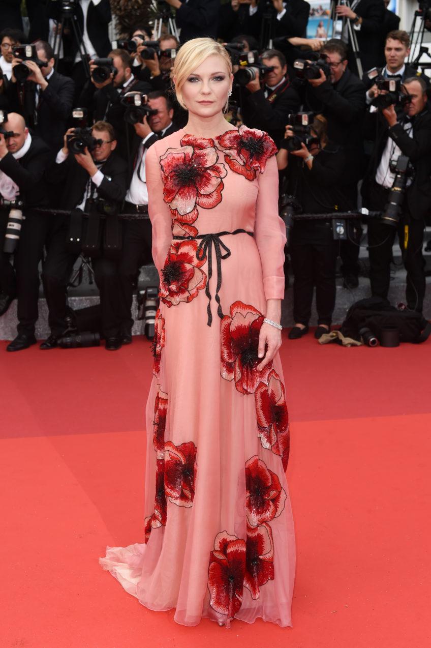 Kirsten Dunst Cannes 2016