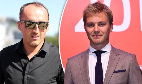 Nico Rosberg fica feliz com contrato de Kubica na Williams