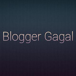 4 Penyebab kegagalan seorang blogger