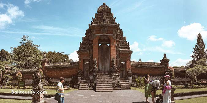 Taman Ayun Temple, A Full Day Private Jatiluwih Rice Terraces and Tanah Lot Sunset Tour