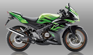 adalah termasuk motor sport golongan low entry dengan kapasitas  Harga Spesifikasi Ninja 150RR SE Terbaru