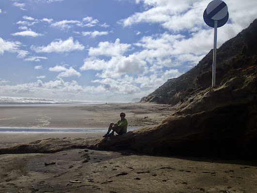12/10/2014 Relaxing in Dargaville 13/10/2014 -Dargaville to Pouto Point