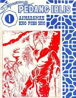Buku Cersil Kho Ping Hoo : Sepasang Pedang Iblis (jilid 1-50 tamat)