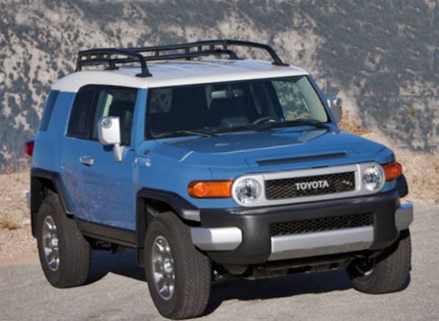 2019 Toyota FJ Cruiser Release Date And Price