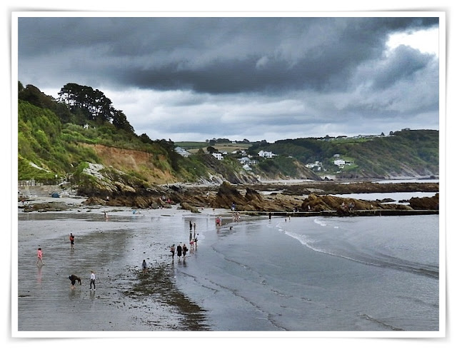 Looe Beach, Cornwall