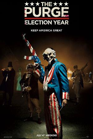 Filme Poster 12 Horas Para Sobreviver – O Ano da Eleição