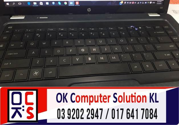 [SOLVED] MASALAH KEYBOARD LAPTOP HP | REPAIR LAPTOP AMPANG 1