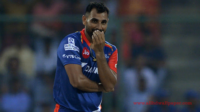 Latest Hd Wallpapers Mohammed Shami