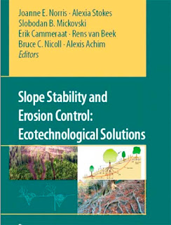 Slope stability and erosion control - Ecotechnological solutions - geolibrospdf