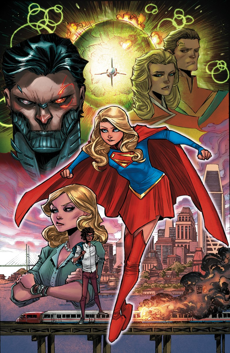 supergirl comic box commentary  september 2016 solicits
