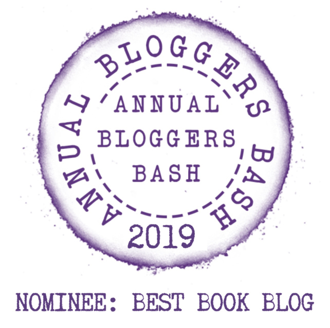 Best Book Blog Nominee 2019