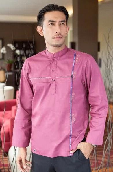 Kumpulan Baju Muslim Pesta Untuk Pria Model Baru