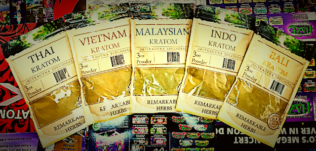 Variety of Kratom strains available for purchase at Pars Market Columbia Howard County Maryland 21045