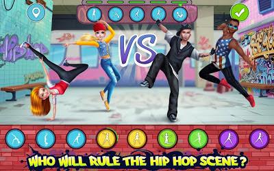 تحميل لعبة الرقص Hip Hop Battle نسخة مهكرة