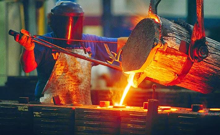 El déficit que tiene México con Estados Unidos en materia siderúrgica asciende a 2,000 mdd. (Foto: El Horizonte)