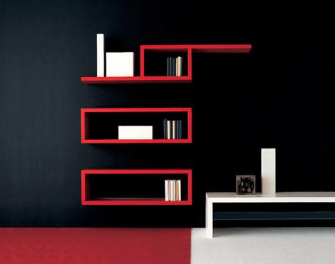 Trang tr n i th t p theo phong c ch c ng ngh cao for Hi tech living room designs