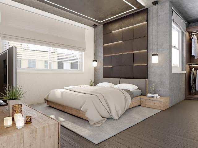 3 ý tưởng thiết kế nội thất cho phòng ngủ 3