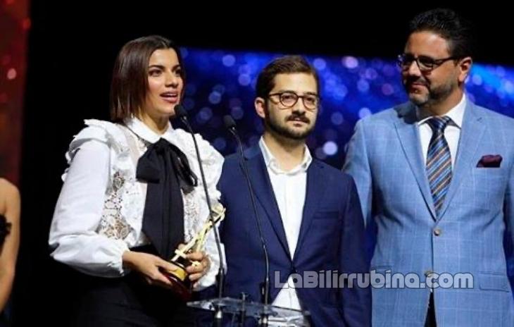 José María Cabral y Nashla Bogaert se llevan galardón en Premios La Silla 2020
