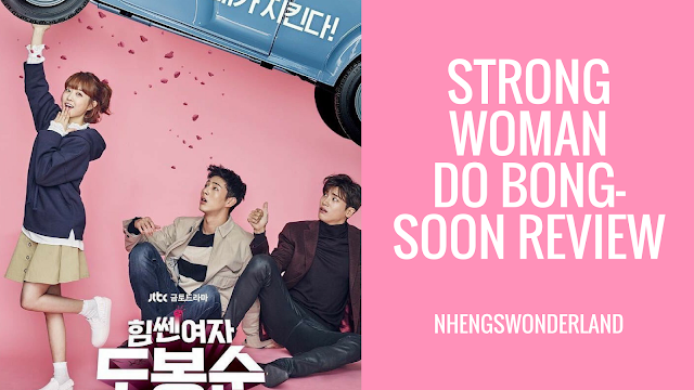 Strong Woman Do Bong-Soon Review